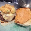 The Fried Avocado Burger