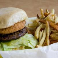 Pond Spring Burger